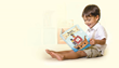 """Little mateys everywhere will delight in ISeeMe.com's new personalized storybook, """"My Pirate Adventure."""""""