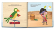 """ISeeMe.com's """"My Pirate Adventure"""" is personalized with a child's name, skin tone, hair color, favorite color, initials and more making it an incredibly unique gift."""