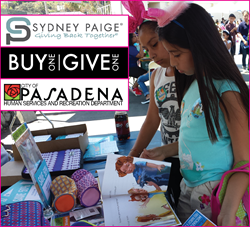 pasadena, backpack drive, buy/give, back to school