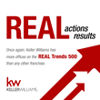 Keller Williams Excels on List of Top Real Estate Offices