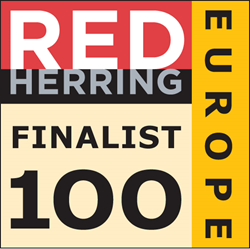 2015 Red Herring Top 100 Europe Award