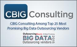 top big data consultants