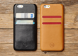 Introducing the Salt wallet case for iPhone 6