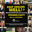 "2015 ""Keep Oregon Well"" Mental Health Heroes Awards"