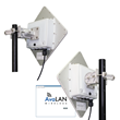 AvaLAN Wireless Launches 1.3 GB Point-to-Point High Speed Wireless Bridge