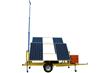 Solar Powered Generator with Manual Crank Light Mast
