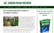 GreenRushReview.com Reports Bitcoin ATMs and Vending Machines a New...