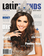 Miss Universe Paulina Vega Graces the Cover of LatinTRENDS Magazine.