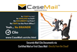 Clio and CaseMail Announce Integration