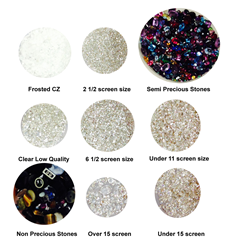 P&C, Pease & Curren, stone removal, stone, diamonds, precious metals, refining