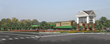 A rendering of the first commercial tenant, a Quick Check convenience store, at Rivergate Bordentown's retail center.