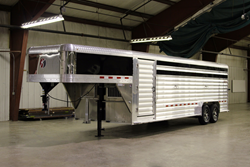 Kiefer Manufacturing Deluxe II Wide Trailer