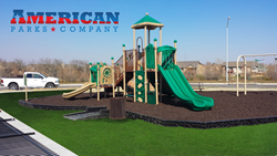 Big Kahuna play structure from American Parks Company