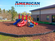 Utica Baptist Church (SC) Expands Outdoor Recreation with American...