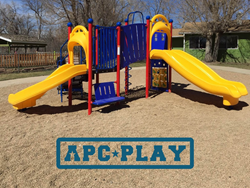Chapel Hill Commercial Playground Equipment from APCPLAY