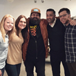 Creator of Field Notes, Aaron Draplin Presented to Springfield Graphic Design Community