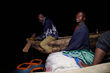 The Workmate W100 is used in Lake Victoria, Tanzania by artisan fisherman who use the light to attract and catch fish.