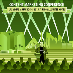 Content Marketing Conference, Las Vegas May 12-14