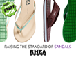 "Rhea Footwear Launches ""No-Slip"" Sandals on Kickstarter"