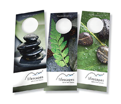 Custom printed Door Hangers for Businesses