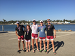 The Waterford School Crew wins gold at the Long Beach Invitational Regatta