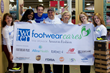Two Ten Footwear Foundation Announces Volunteer Effort and Gift of 270 Pair of Athletic Shoes for Cradles to Crayons in Support of One Boston Day