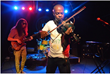 """Ashanti Floyd, 'The Mad Violinist,"""" in action"""