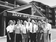 opening of the Glenwood Hot Springs Lodge in 1986
