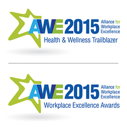 MorganFranklin Wins 2015 AWE Workplace Excellence and Health & Wellness Seals of Approval