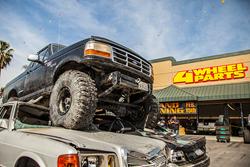 4 Wheel Parts truck wheels Smittybilt XRC Dick Cepek tires