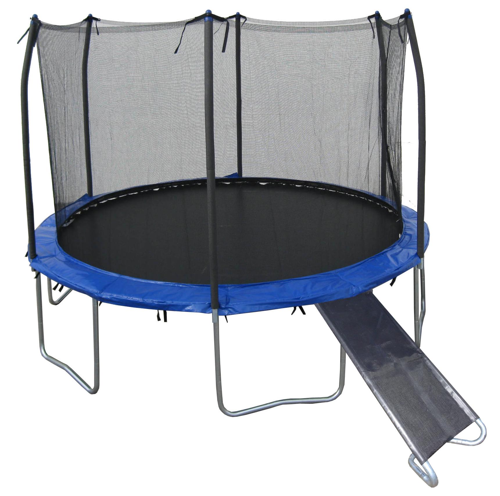 "Trampoline Pro Announces The New ""Jump Slider"" Trampoline"