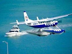 Tropic Ocean AIrways Seaplane