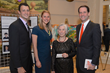 "David Flink, Recipient of ""Be the Difference"" Award, State Representative Caroline Simmons of Stamford, Jane Ross, Executive Director of Smart Kids with Learning Disabilities, Congressman Jim Himes"