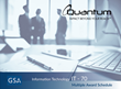 Quantum Networks Awarded Prestigious Five-Year GSA Schedule 70 IT...