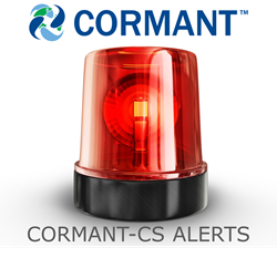 Cormant-CS DCIM Alerts