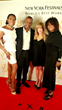Renee Knorr with Skip Martin, Daphna Edwards Ziman and Beverly Todd pose on the red carpet at the New York Festivals® International Television & Film Awards in Las Vegas.