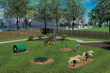 PlayCore Renews Support for City Park Facts Report