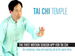Zhen Wu LLC Launches Taichi Temple, the First Motion Sensing App for Tai Chi, on iTunes