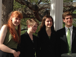 The Waterford School Ethics Bowl Team