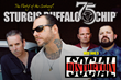 American rockabilly band, Social Distortion, will perform at the 2015 Sturgis Buffalo Chip music festival on Aug. 5.