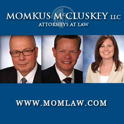 DuPage County Attorneys James F. McCluskey, James S. Harkness and Jennifer L. Friedland