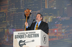 Mike Fuljenz, NRA Foundation Banquet 2015, One Trick Pony, NRA