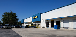 One of VOLT Lighting's warehouse & distribution centers.