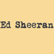 Ed Sheeran Tickets at The Amway Center, Gillette Stadium, American...