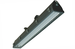 Class 1 Division 2 Fluorescent Light Fixture to be used in Warner Bros Film