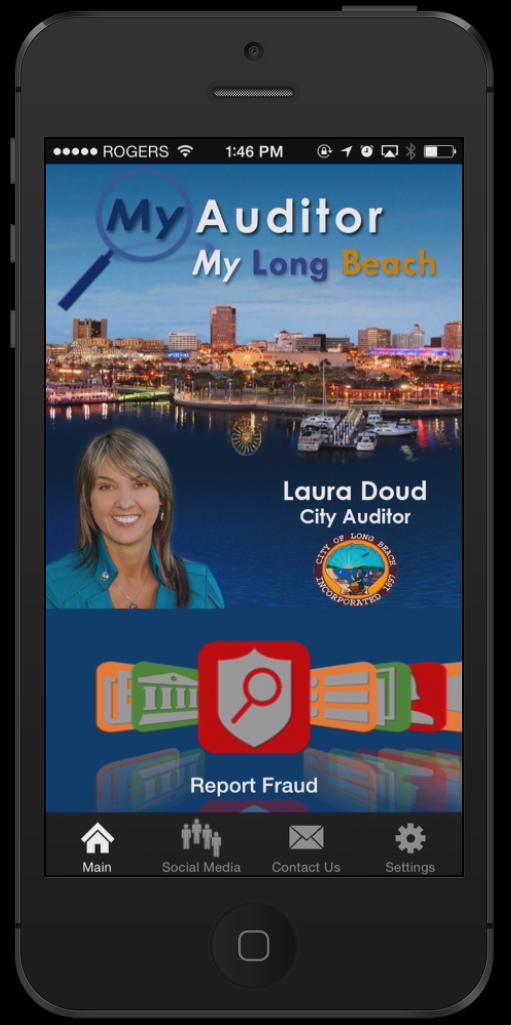 Long Beach Auditor