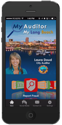 Long Beach Auditor Mobile App