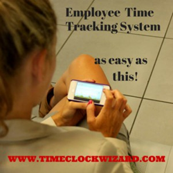 Time Clock Wizard User Base Exceeds 50k, Mobile App in Beta -Crushing it With Crowd Sourcing