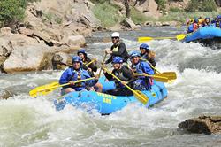 Noahs Ark Rafting Hispanic Access Foundation