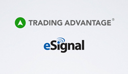 Trading Advantage Partners With eSignal